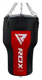 Мешок боксерский конусный RDX Red New - черно-красный, 50-60 кг (1931_40257)