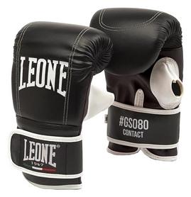 Перчатки снарядные Leone Contact Black, черные (LE-500091)