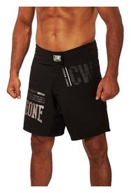 Шорты для MMA мужские Leone Pro Black, черные (LE-500092)
