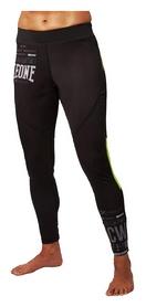 Штаны компрессионные женские Leone Black, черные (LE-500099)