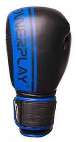 Перчатки боксерские PowerPlay 3022, синие