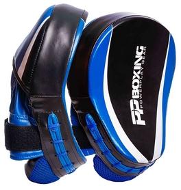 Лапы боксерские PowerPlay 3050, синие