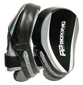 Лапы боксерские PowerPlay 3050, серые
