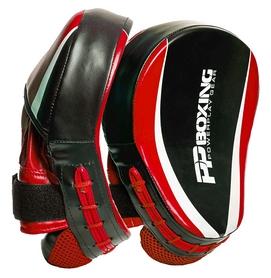 Лапы боксерские PowerPlay 3050, красные