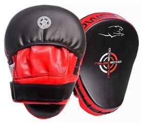 Лапы боксерские PowerPlay 3041, красные
