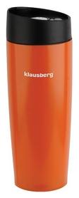Термокружка PowerPlay Klausberg KB-7148, оранжевая (pp1514)