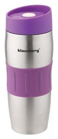 Термокружка PowerPlay КН-7100, фиолетовая (pp1479)