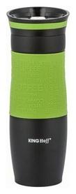 Термокружка PowerPlay KH-7102, зеленая (pp1506)