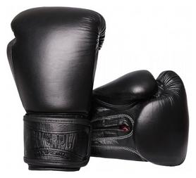 Перчатки боксерские PowerPlay 3014 (3014-BK)