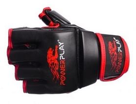 Перчатки для MMA PowerPlay 3024, черные