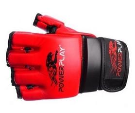 Перчатки для MMA PowerPlay 3024, красные