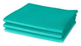 Коврик для йоги (йога-мат) складной Lotus LYIFYM113 - синий, 0,3 см