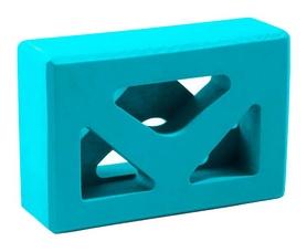 Йога-блок Lotus LYIGB13, синий