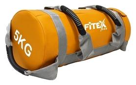 Мешок для кроссфита Fitex MD1650-5 - оранжевый, 5 кг