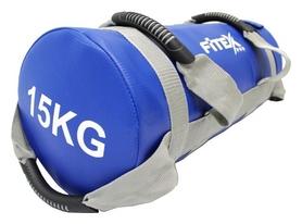 Мешок для кроссфита Fitex MD1650-15 - синий, 15 кг
