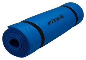 Мат гимнастический Fitex MD9004-1 - синий, 1,5 см