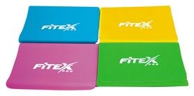 Комплект из 4-х ленточных эспандеров Fitex MD1318, разноцветные