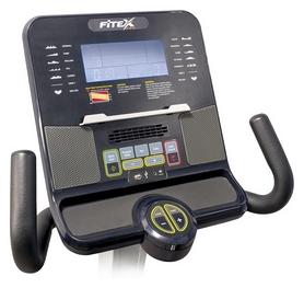 Велотренажер горизонтальный Fitex A2100G, черный - Фото №2