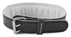 eleiko Пояс тяжелоатлетический кожаный Eleiko Olympic Weightlifting Belt - 3XL 300618070
