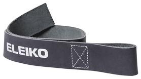 Лямки для тяги кожаные Eleiko Pulling Straps, темно-серые (3000610-970)