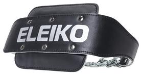 Пояс для утяжеления кожаный Eleiko Dipping Belt, черный (3000620)
