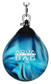 """Мешок боксерский водоналивной Aqua Training Bag  """"Bad Boy Blue""""  - синий, 15,8 кг (AP35BB)"""