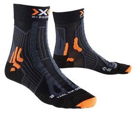 Распродажа*! Термоноски для бега X-Socks Trail Run Energy AW 17 (X100107-B014) - 42-44