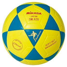 Мяч футзальный (оригинал) Mikasa, №4 (SWL62U-BY)