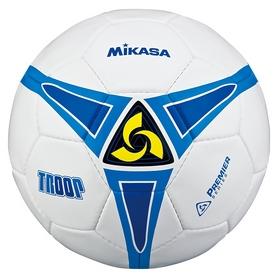 Мяч футбольный (оригинал) Mikasa, №5 (TROOP5-BL)