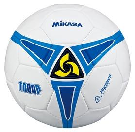 Мяч футбольный (оригинал) Mikasa, №5 (TROOP5-BK)