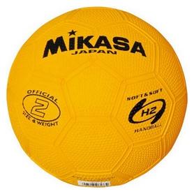 Мяч гандбольный (оригинал) Mikasa, №2 (HR2-Y)
