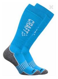 Комплект термоносков Craft Warm Multi 2-Pack High Sock AW 15, синие (1902345-2312)