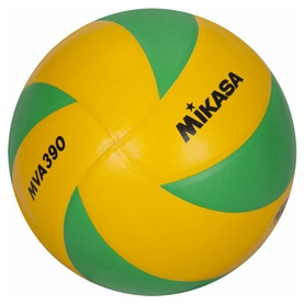 Мяч волейбольный (оригинал) Mikasa, №5 (MVA390CEV)