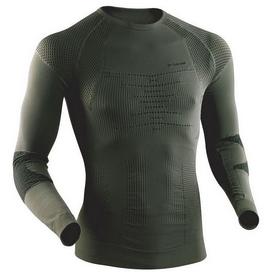Термофутболка с длинным рукавом мужская X-Bionic Energizer Combat Shirt Long Sleeves (O20203-E122)