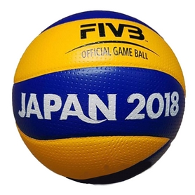 Мяч волейбольный (оригинал) Mikasa Official Game Ball, Japan 2018 & Women's WCH, FIVB Approved, №5 (MVA200 Women's WCH)