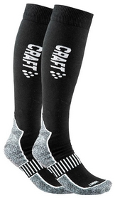 Комплект термоносков Craft Warm Training 2-Pack High Sock AW 16 (1903730-9980)
