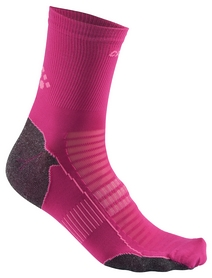 Носки Craft Cool Run Sock SS 16, розовые (1900733-2403)