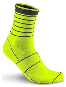 Носки Craft Glow Sock, желтые (1904086-2851)