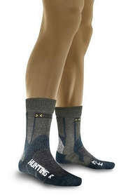 Термоноски мужские X-Socks Hunting Short (X020033-E017)