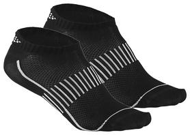 Носки Craft Cool Training 2-Pack Shaftless Sock AW 16, черные (1903429-2999)