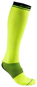 Носки Craft Compression Sock SS 16, салатовые (1904087-2851)