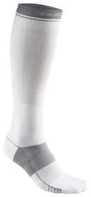 Носки Craft Compression Sock SS 16, белые (1904087-2900)
