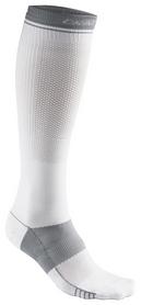 Носки Craft Compression Sock SS 16, белые (1904087-2900)
