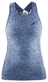 Топ-бра Craft Core Seamless Tank Woman SS 17, синий (1904869-1384)
