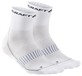 Носки Craft Cool Training 2-Pack Sock SS 16, белые (1903427-2900)