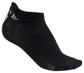 Носки мужские Craft Cool Shaftless Sock SS 18, черные (1905040-9999)