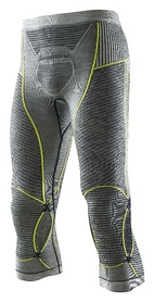 Термокальсоны мужские X-Bionic Apani Merino by X-Bionic Man Pants Medium AW 17, серые (I100490-B064)