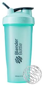 Шейкер с шариком BlenderBottle Classic Loop - бирюзовый, 820 мл (Loop_28oz_Mint)