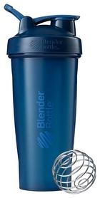 Шейкер с шариком BlenderBottle Classic Loop - темно-синий, 820 мл (Loop 28 Navy)