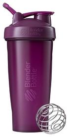 Шейкер с шариком BlenderBottle Classic Loop - темно-фиолетовый, 820 мл (Loop 28 Plum)